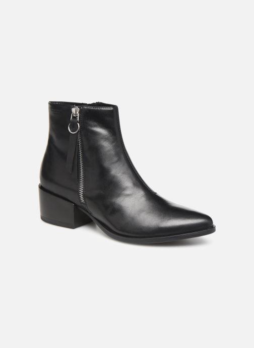 Ankelstøvler Vagabond Shoemakers MARJA 4813-101 Sort detaljeret billede af skoene