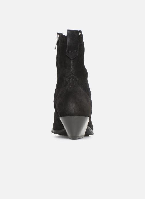 Stivaletti e tronchetti Vagabond Shoemakers EMILY 4814-240 Nero immagine destra