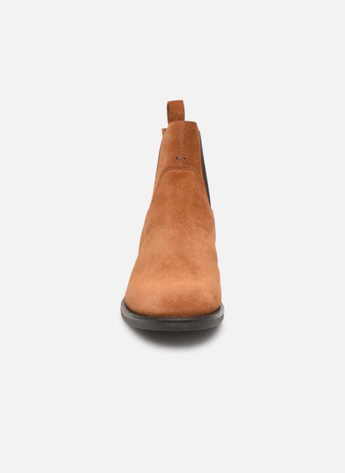 Bottines et boots Vagabond Shoemakers AMINA 4203-840-10 Marron vue portées chaussures