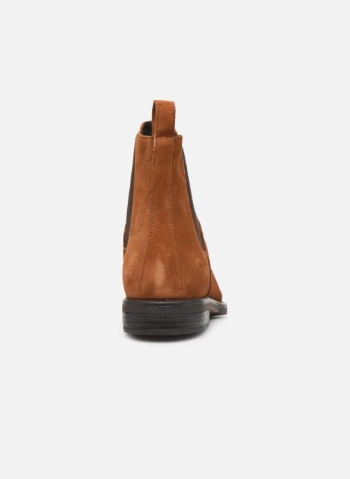 Ankle boots Vagabond Shoemakers AMINA 4203-840-10 Brown view from the right