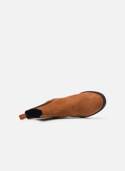 Stiefeletten & Boots Vagabond Shoemakers AMINA 4203-840-10 braun ansicht von links