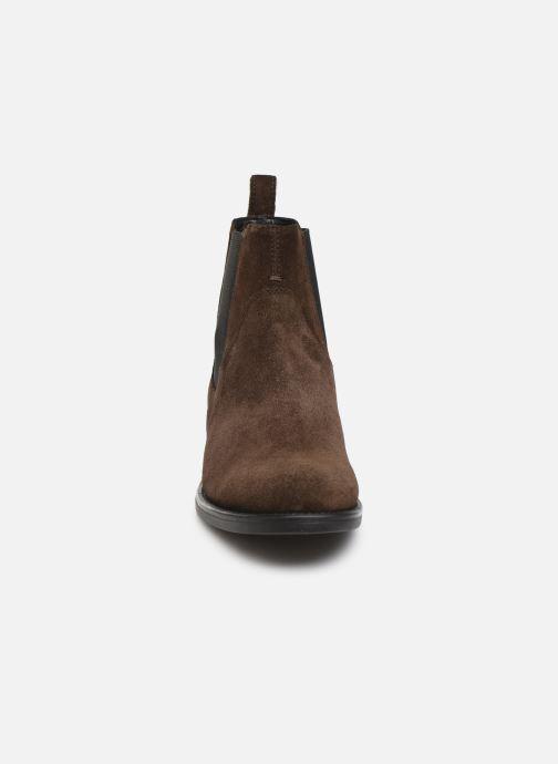Bottines et boots Vagabond Shoemakers AMINA 4203-840-31 Marron vue portées chaussures