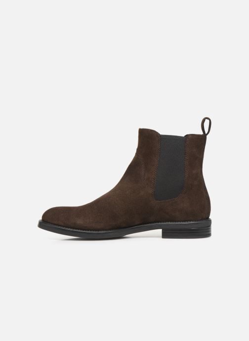 Bottines et boots Vagabond Shoemakers AMINA 4203-840-31 Marron vue face
