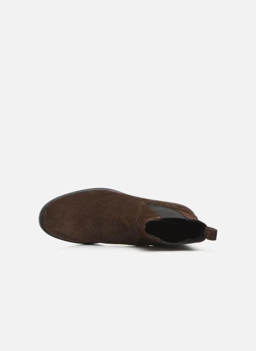 Botines  Vagabond Shoemakers AMINA 4203-840-31 Marrón vista lateral izquierda