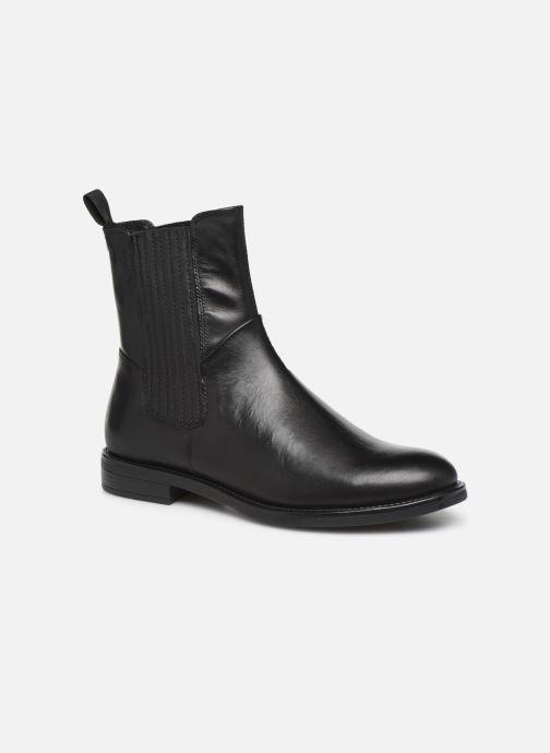 Ankelstøvler Vagabond Shoemakers AMINA 4803-101-20 Sort detaljeret billede af skoene