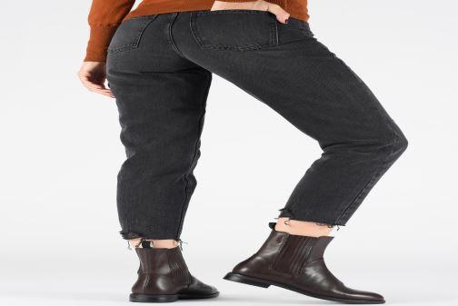 Bottines et boots Vagabond Shoemakers AMINA 4803-101-36 Marron vue bas / vue portée sac