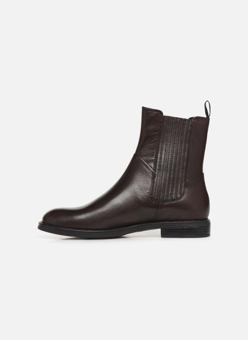 Boots en enkellaarsjes Vagabond Shoemakers AMINA 4803-101-36 Bruin voorkant