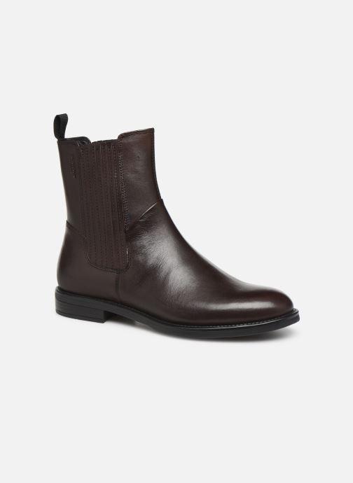 Boots en enkellaarsjes Vagabond Shoemakers AMINA 4803-101-36 Bruin detail