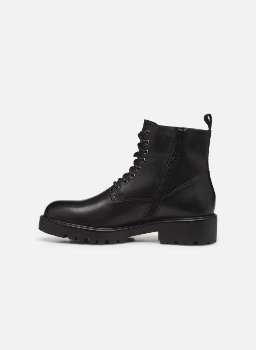 Boots en enkellaarsjes Vagabond Shoemakers KENOVA 4841-001 Zwart voorkant