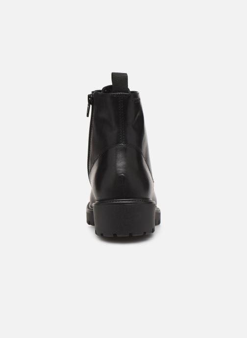 Boots en enkellaarsjes Vagabond Shoemakers KENOVA 4841-001 Zwart rechts