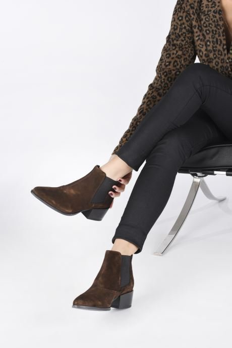 Ankle boots Vagabond Shoemakers MARJA 4213-540 Brown view from underneath / model view