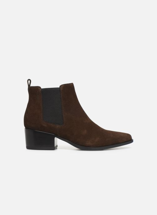 Ankle boots Vagabond Shoemakers MARJA 4213-540 Brown back view