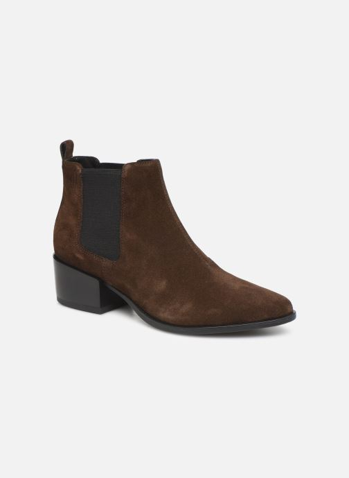 Ankle boots Vagabond Shoemakers MARJA 4213-540 Brown detailed view/ Pair view