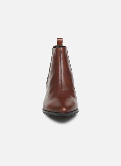 Bottines et boots Vagabond Shoemakers MARJA 4213-501 Marron vue portées chaussures