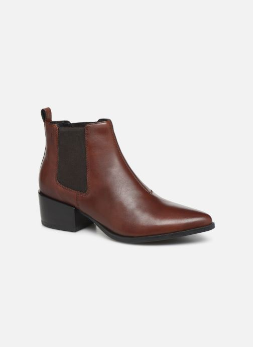Bottines et boots Vagabond Shoemakers MARJA 4213-501 Marron vue détail/paire