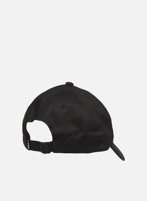 Kappe adidas originals SUPER CAP schwarz schuhe getragen