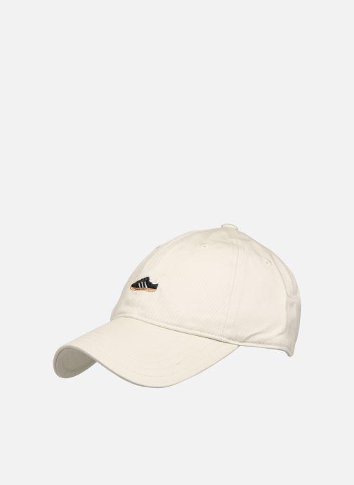 Gorra adidas originals STAN CAP Beige vista de detalle / par
