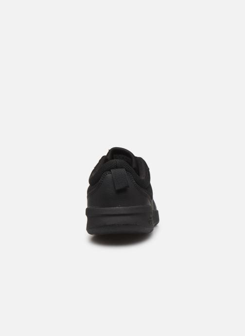 Sneakers adidas performance Tensaur K Sort Se fra højre
