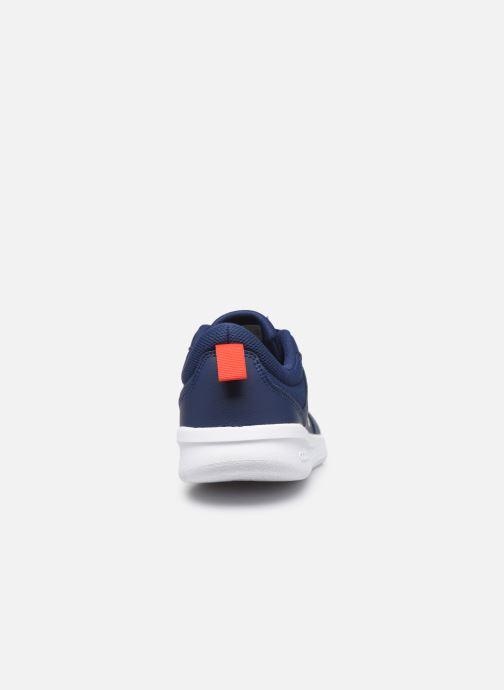 Sneakers adidas performance Tensaur K Azzurro immagine destra
