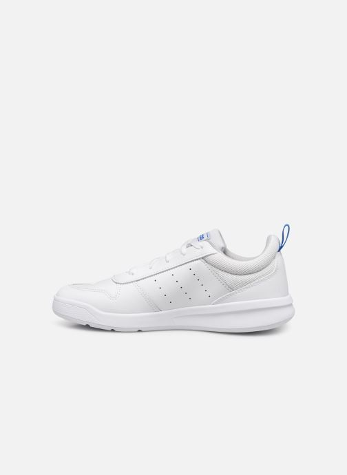Baskets adidas performance Tensaurus J Blanc vue face