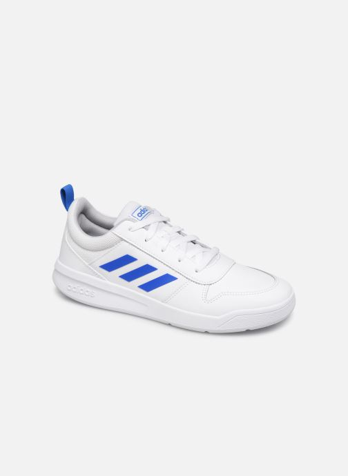 Trainers adidas performance Tensaurus J White detailed view/ Pair view