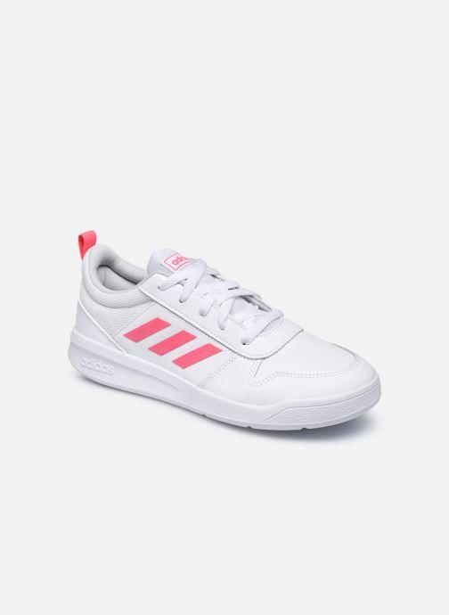 Sneakers adidas performance Tensaur K Bianco vedi dettaglio/paio