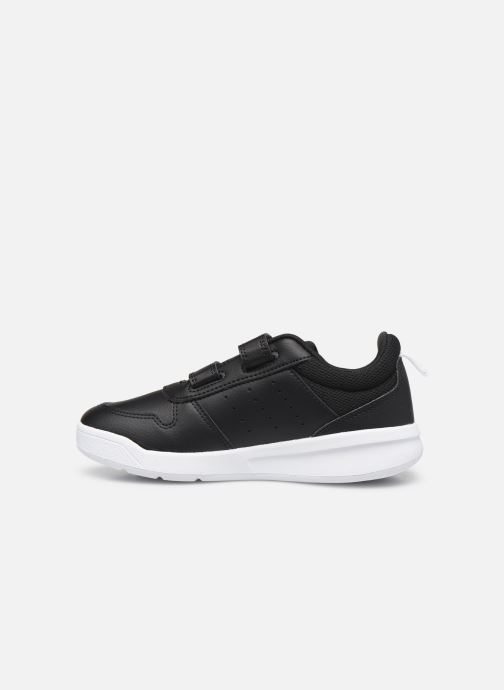 Baskets adidas performance Tensaur C Noir vue face
