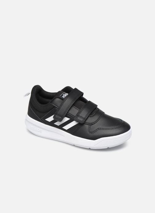 Sneakers adidas performance Tensaur C Sort detaljeret billede af skoene