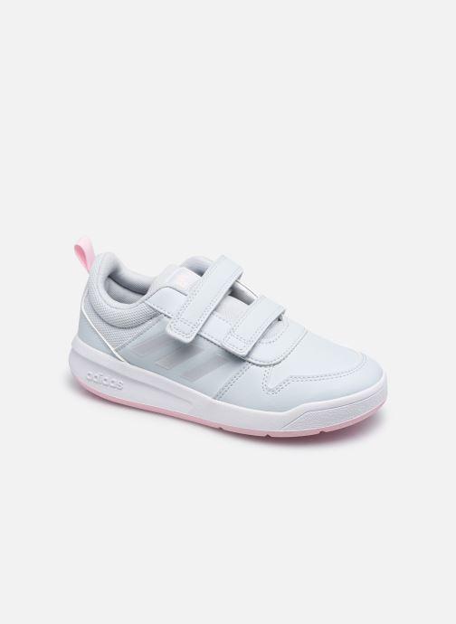 Sneakers adidas performance Tensaur K Hvid detaljeret billede af skoene