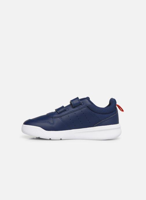 Sneakers adidas performance Tensaur C Azzurro immagine frontale
