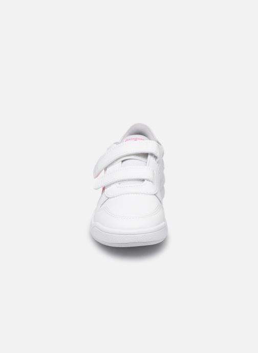 Trainers adidas performance Tensaur C White model view