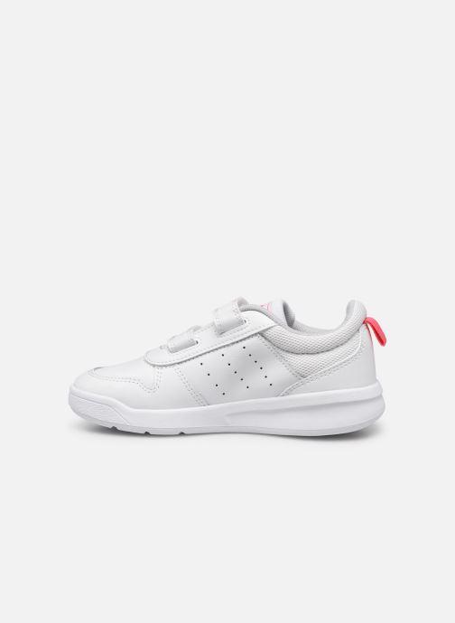 Sneaker adidas performance Tensaur C weiß ansicht von vorne