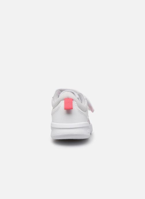 Sneaker adidas performance Tensaur C weiß ansicht von rechts