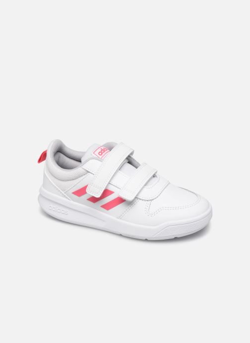 Trainers adidas performance Tensaur C White detailed view/ Pair view