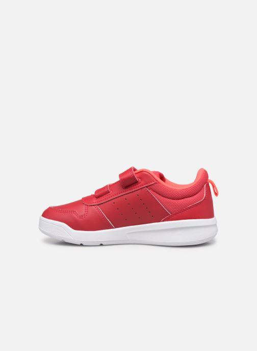 Sneakers adidas performance Tensaur C Rosa immagine frontale
