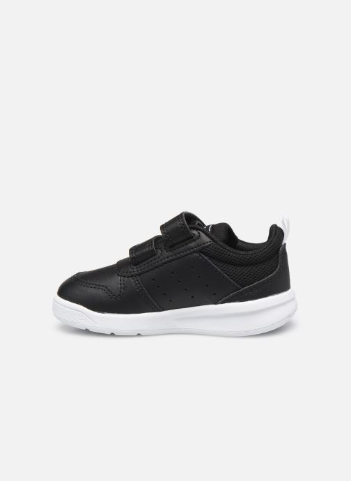 Baskets adidas performance Tensaur I Noir vue face