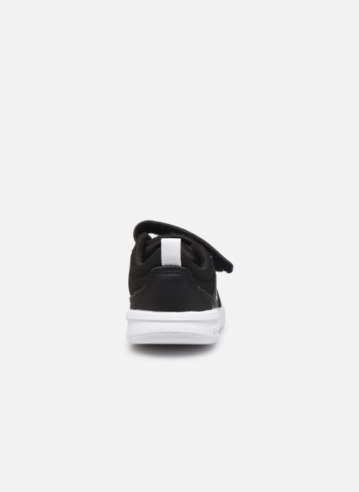 Baskets adidas performance Tensaur I Noir vue droite