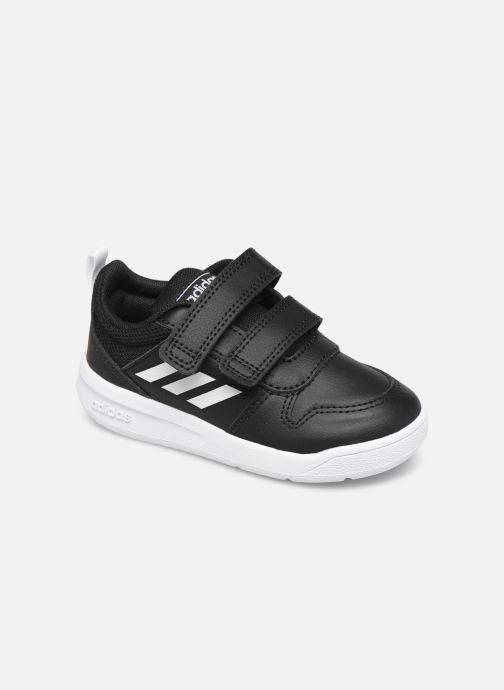 Trainers adidas performance Tensaur I Black detailed view/ Pair view