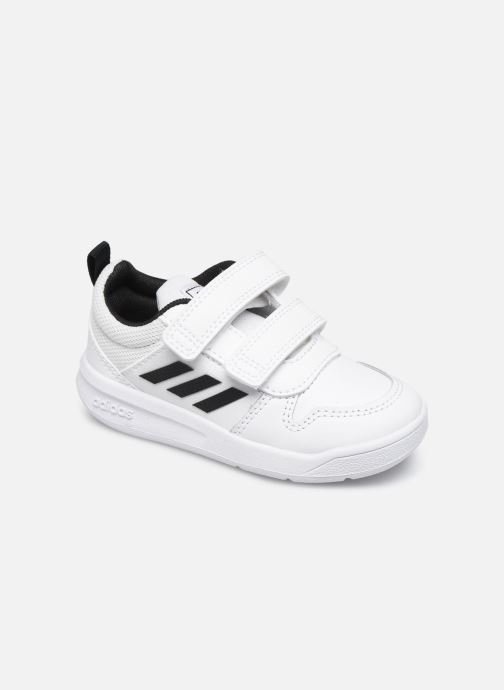 Trainers adidas performance Tensaur I White detailed view/ Pair view
