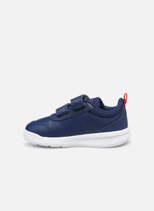 Sneakers adidas performance Tensaur I Blauw voorkant