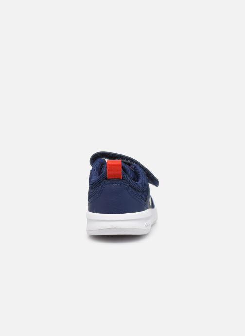 Sneakers adidas performance Tensaur I Blå Se fra højre