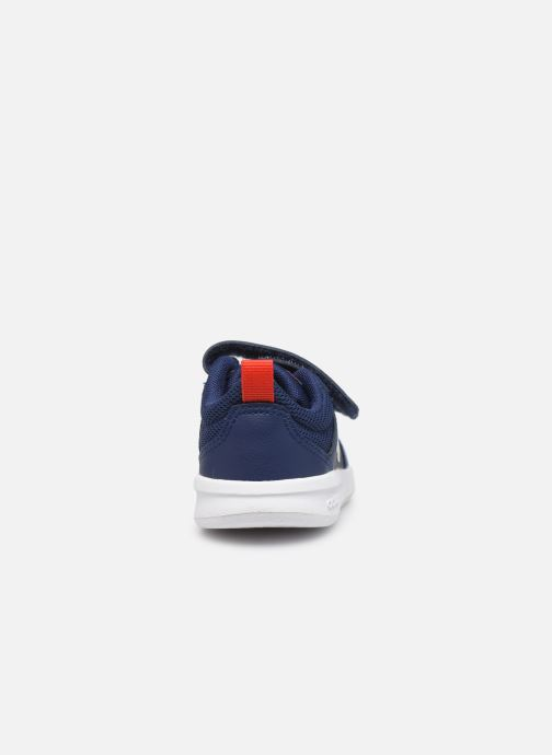 Sneakers adidas performance Tensaur I Azzurro immagine destra