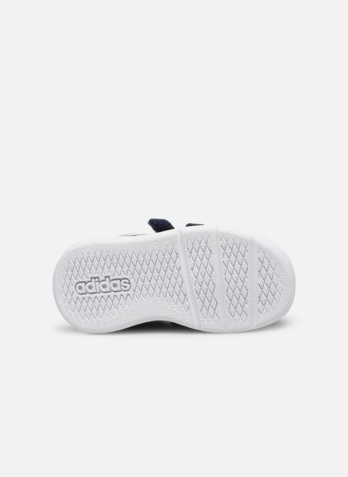 Sneakers adidas performance Tensaur I Blauw boven