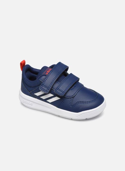 Baskets adidas performance Tensaur I Bleu vue détail/paire