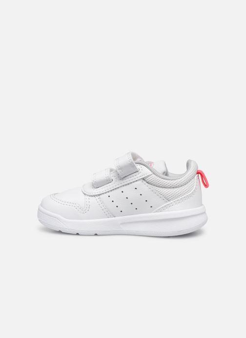 Sneakers adidas performance Tensaur I Roze voorkant