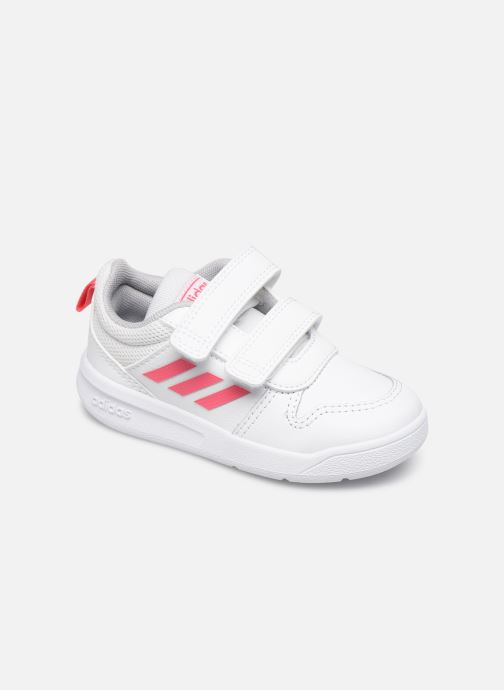 Trainers adidas performance Tensaur I Pink detailed view/ Pair view