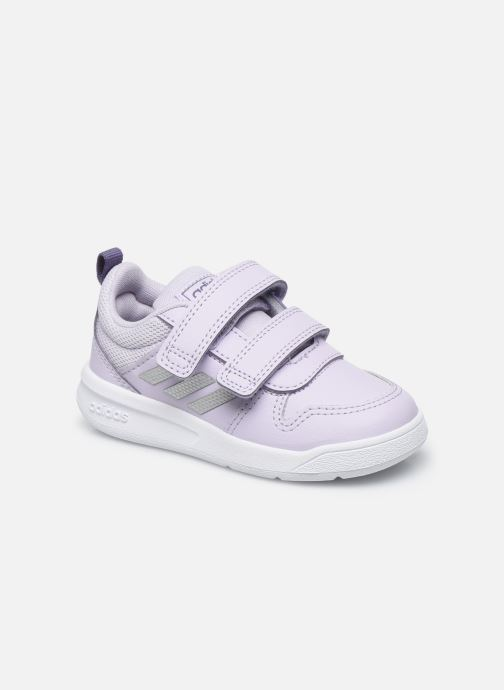 Baskets adidas performance Tensaur I Violet vue détail/paire