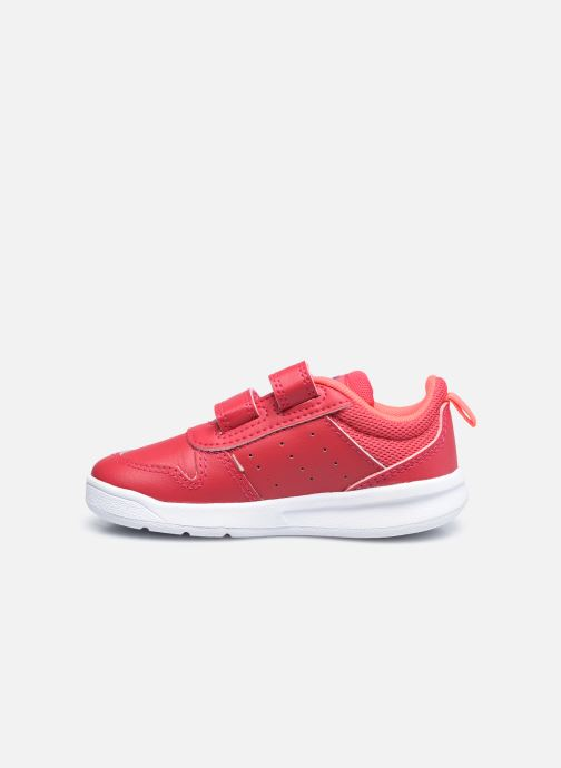 Sneakers adidas performance Tensaur I Rosa immagine frontale
