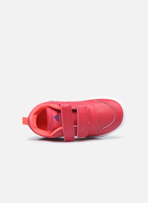 Sneakers adidas performance Tensaur I Rosa immagine sinistra