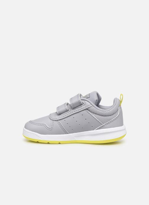 Sneaker adidas performance Tensaur I grau ansicht von vorne